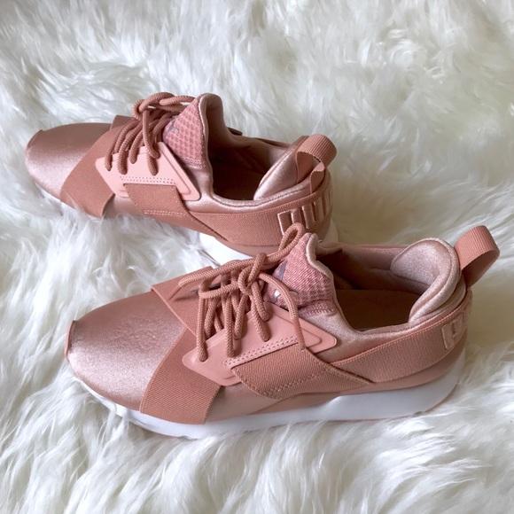 Puma Muse Satin Women's Sneakers